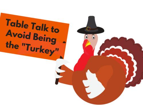 Avoid Turkey Table Talk Blunders